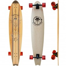 "Kahuna Creations Pohaku Surf Rider 48"" Beach Board Complete"