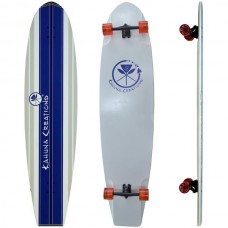 "Kahuna Creations Bombora 59"" Longboard Complete - Blue"