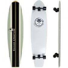 """Kahuna Creations Bombora 59"""" Longboard Complete - Black"""