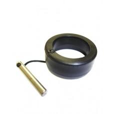 Chinook Collar-RDM (Skinny) w/Pin and Leash