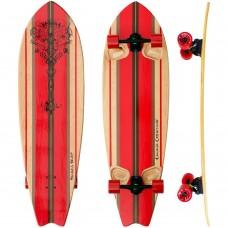 """Kahuna Shaka Surf 46"""" X 14"""" Longboard Complete"""