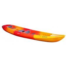 Mission Surge sit on top double kayak