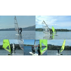 Windsurf lesson