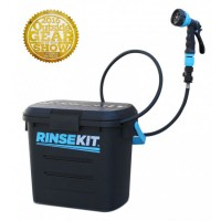 RinseKit Pressurised Portable Shower/Hose