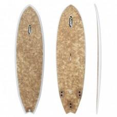 NSP Fish Coco Mat Surf Board