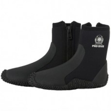 Prodive Neoprene boot - 5mm with zipper