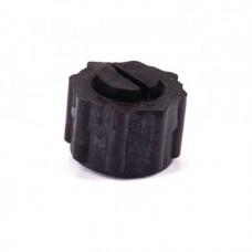 "1"" Vent plug with slot screw"